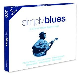 Various - Simply Blues (2CD) - CD