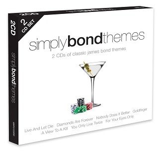 Various - Simply Bond (2CD) - CD