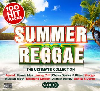 Various - Ultimate Summer Reggae (5CD) - downloads, cds and