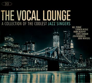 Various - The Vocal Lounge: A Collection of the Coolest Jazz Singers (2CD) - CD