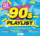 Various - Ultimate 90s Playlist (5CD) - CD