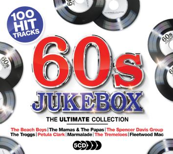 Various Artists - 60s Jukebox - CD