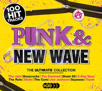 Various - Ultimate Punk & New Wave - CD