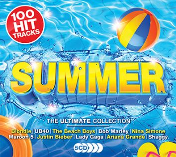 Various Artists - Ultimate Summer - CD