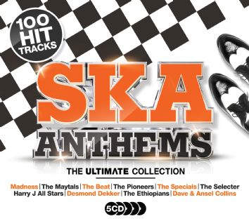 Various Artists - Ultimate Ska Anthems (5CD) - CD