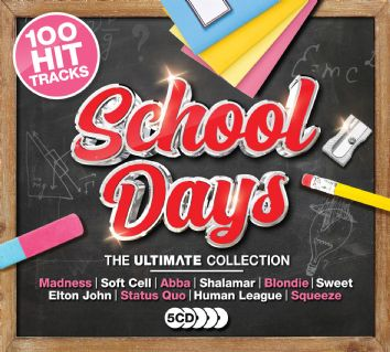 Various - Ultimate School Days - CD