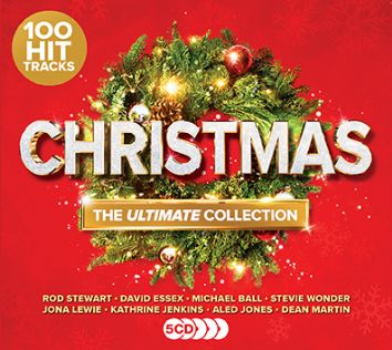 Various Artists - Ultimate Christmas (5CD) - CD