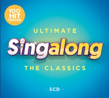 Various - Ultimate Singalong - The Classics - CD