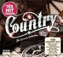 Various - Country - The Ultimate Collection (5CD) - CD