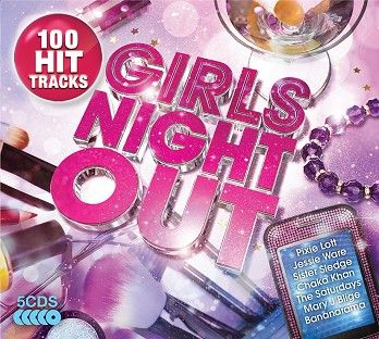 Various - Girls Night Out - The Ultimate Collection (5CD) - CD