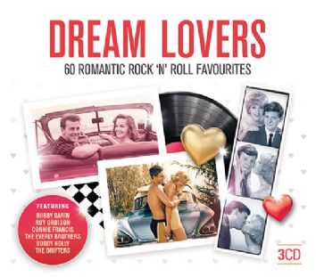 Various - Dream Lovers (3CD) - CD