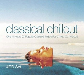 Various - Classical Chillout(4CD) - CD
