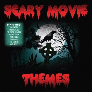 Various - Scary Movie Themes (CD) - CD