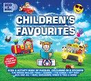 Various - Children's Favourites <br>(2CD + Book)