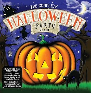 Various - The Complete Halloween Party Album (2CD) - CD
