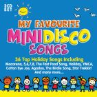 Various My Favourite Mini Disco Songs 2cd Downloads Cds And