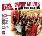 Various - My Kind Of Music - Shakin' All Over: The Best Of British Rock 'N' Roll (2CD)