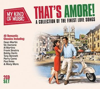 Various - My Kind Of Music - That's Amore! (2CD) - CD
