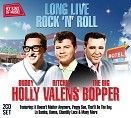 Buddy Holly, Ritchie Valens, The  Big Bopper - My Kind Of Music - Long Live Rock N Roll (2CD / Download) - CD