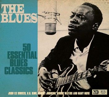 Various - The Blues (2CD) - CD