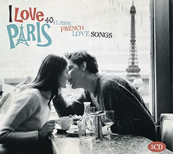 Various - I Love Paris (2CD) - CD