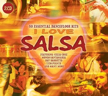 Various - I Love Salsa (2CD) - CD