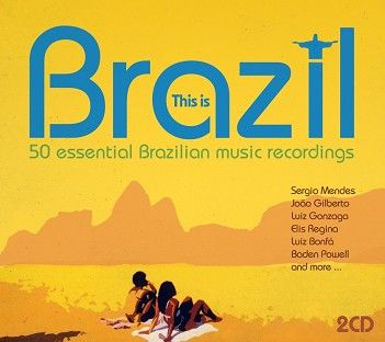 Various - This Is Brazil (2CD) - CD