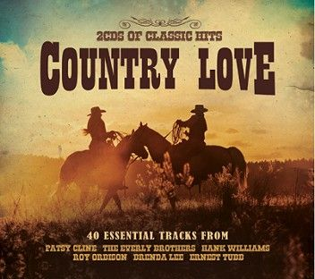 Various - Country Love (2CD) - CD