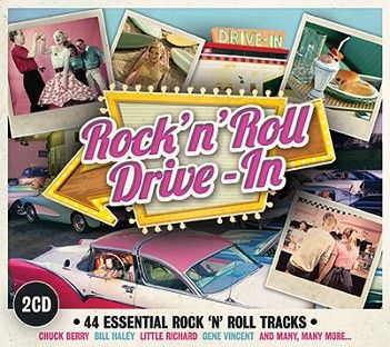 Various - Rock 'n' Roll Drive-In (2CD) - CD