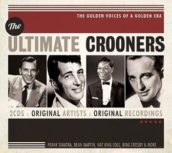 Various - The Ultimate Crooners (2CD) - CD