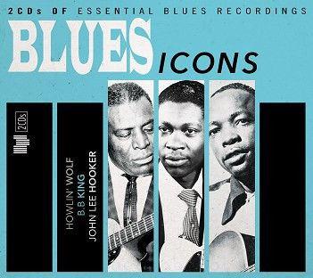Various - Blues Icons (2CD) - CD