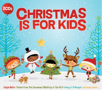 Various - Christmas Is For Kids (2CD) - CD