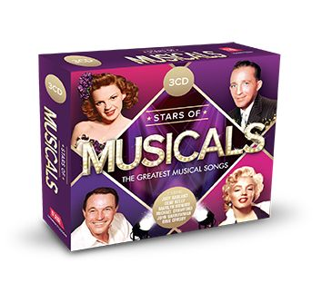 Various - Stars Of Musicals (3CD) - CD