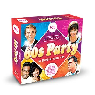 Various - Stars - 60s Party (3CD) - CD