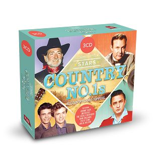 Various - Stars of Country No1s - CD