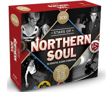 Various - Stars Of Northern Soul (3CD) - CD