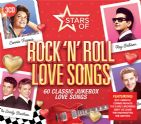 Various - Stars Of Rock 'n' Roll Love Songs (3CD) - CD