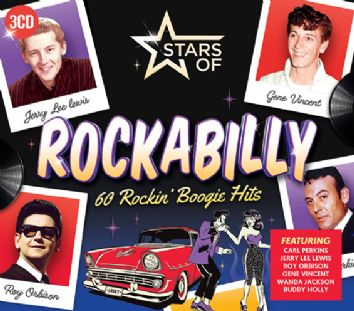 Various Artists - Stars Of Rockabilly - CD