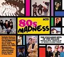 Various - 80s Madness  (2CD / Download)