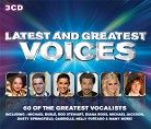 Various - Latest & Greatest Voices (3CD)