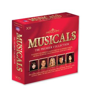 Various - Musicals - The Premier Collection (3CD) - CD