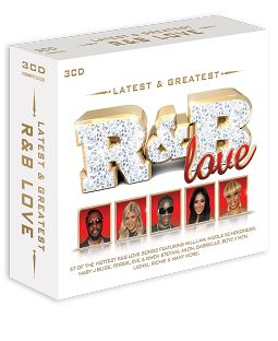 Various - Latest & Greatest R&B Love Songs (3CD) - CD