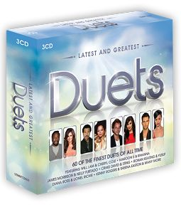 Various - Latest & Greatest Duets (3CD) - CD