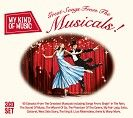 Various - My Kind Of Music - Great Songs From The Musicals! (CD / Download)