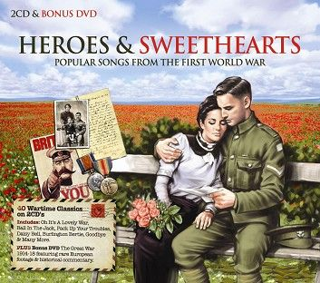 Various - Heroes & Sweethearts – Songs From The First World