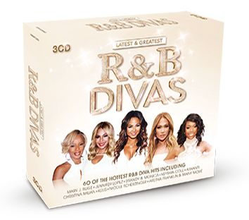 Various - Latest & Greatest R&B Divas (3CD) - CD