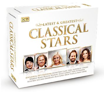 Various - Latest & Greatest Classical Stars (3CD) - CD