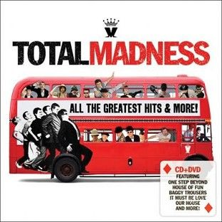 Madness - Total Madness (CD+DVD) - CD