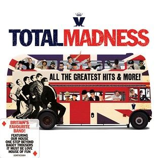 Madness - Total Madness <br> (CD / Download) - CD