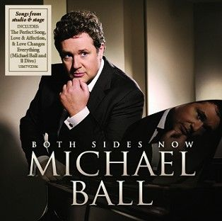Michael Ball - Both Sides Now <br>(CD / Download) - CD